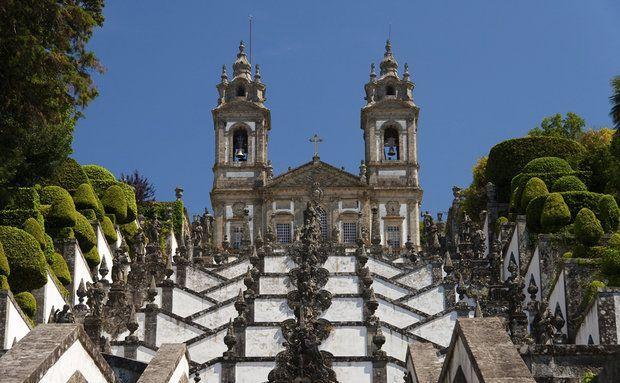 Carnet de voyage: Bom Jesus à Braga