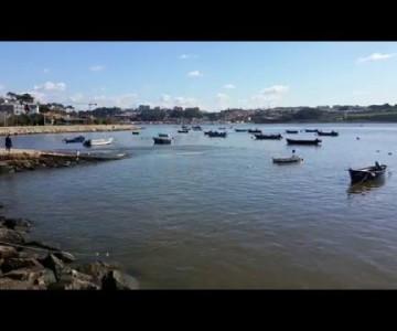 Carnet de voyage : Petite promenade au bord de l'eau à Porto