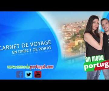 Carnet de voyage Porto – Arrivee à l'hôtel