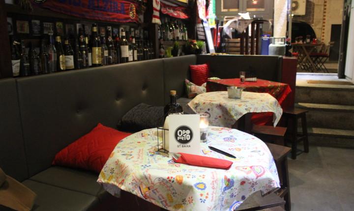 Carnet de voyage à Porto : Restaurant O Porto GT Baixa