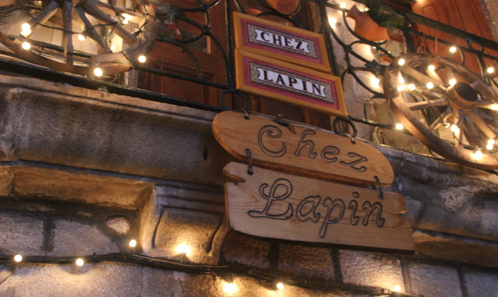 Restaurant Chez Lapin à Porto