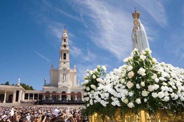Les apparitions de Fatima ont 100 ans