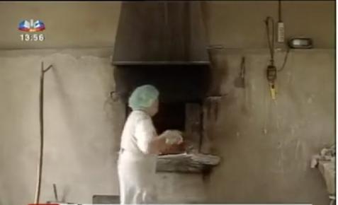 Faire du pain à l'ancienne comme le nord du Portugal